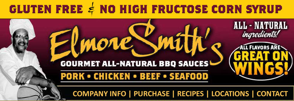 Buy Cleveland Cavalier Elmore Smith's Gourmet Barbecue Sauce