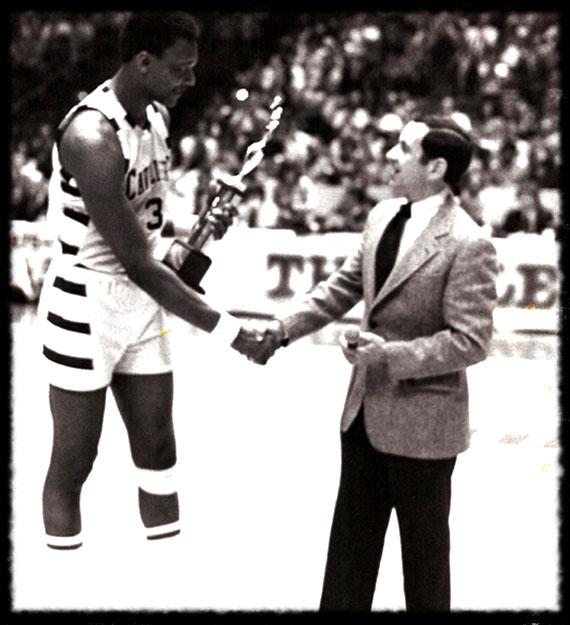 Elmore Smith Cleveland Cavaliers MVP 1977-1978
