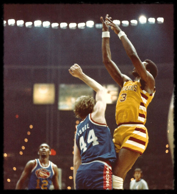 Elmore Smith vs. Dan Issel
