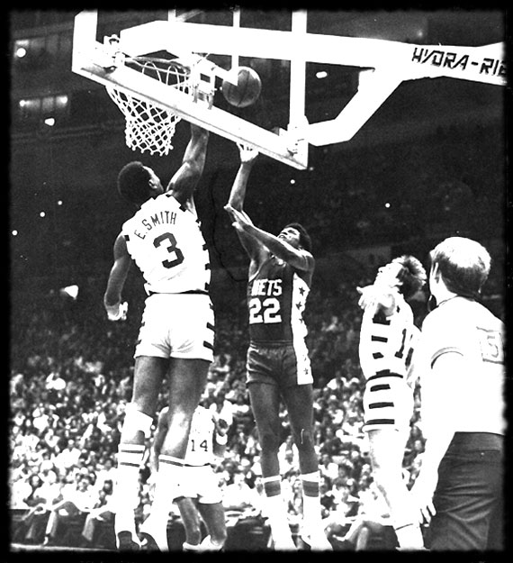 Elmore Smith vs. Bernard King