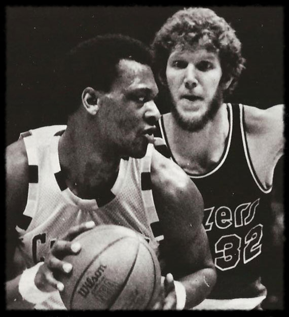 Elmore Smith vs. Bill Walton