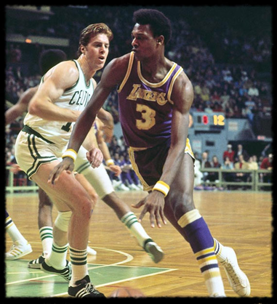 Elmore Smith vs. David Cowens