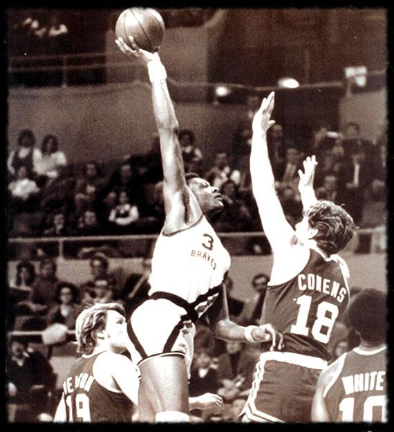 Elmore Smith vs. Dave Cowens