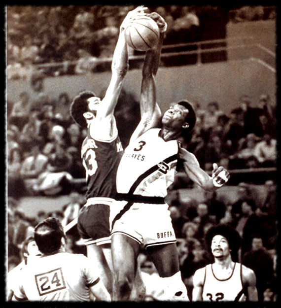 Elmore Smith vs. Kareem Abdul-Jabbar