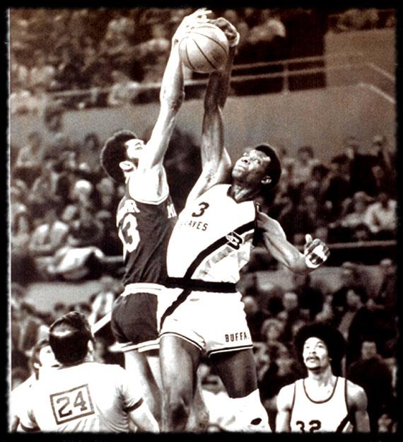 Elmore Smith vs. Kareem Abdul-Jabbar